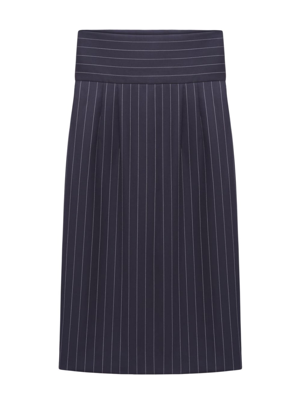 картинка PENCIL SKIRT STRIPES - Maltseva Style