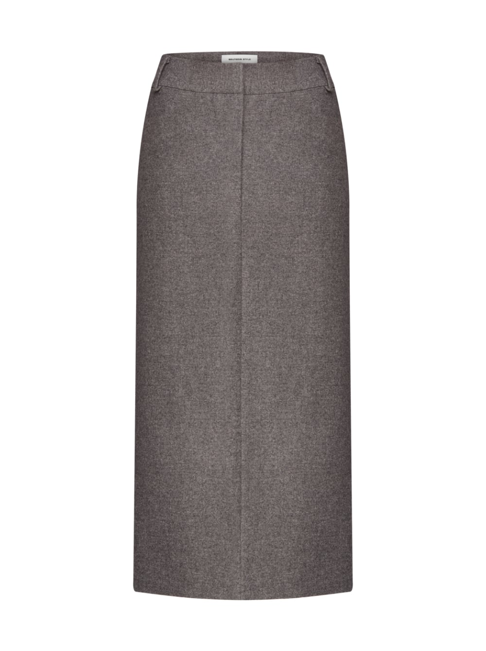 картинка Girlfriend Skirt Grey - Maltseva Style