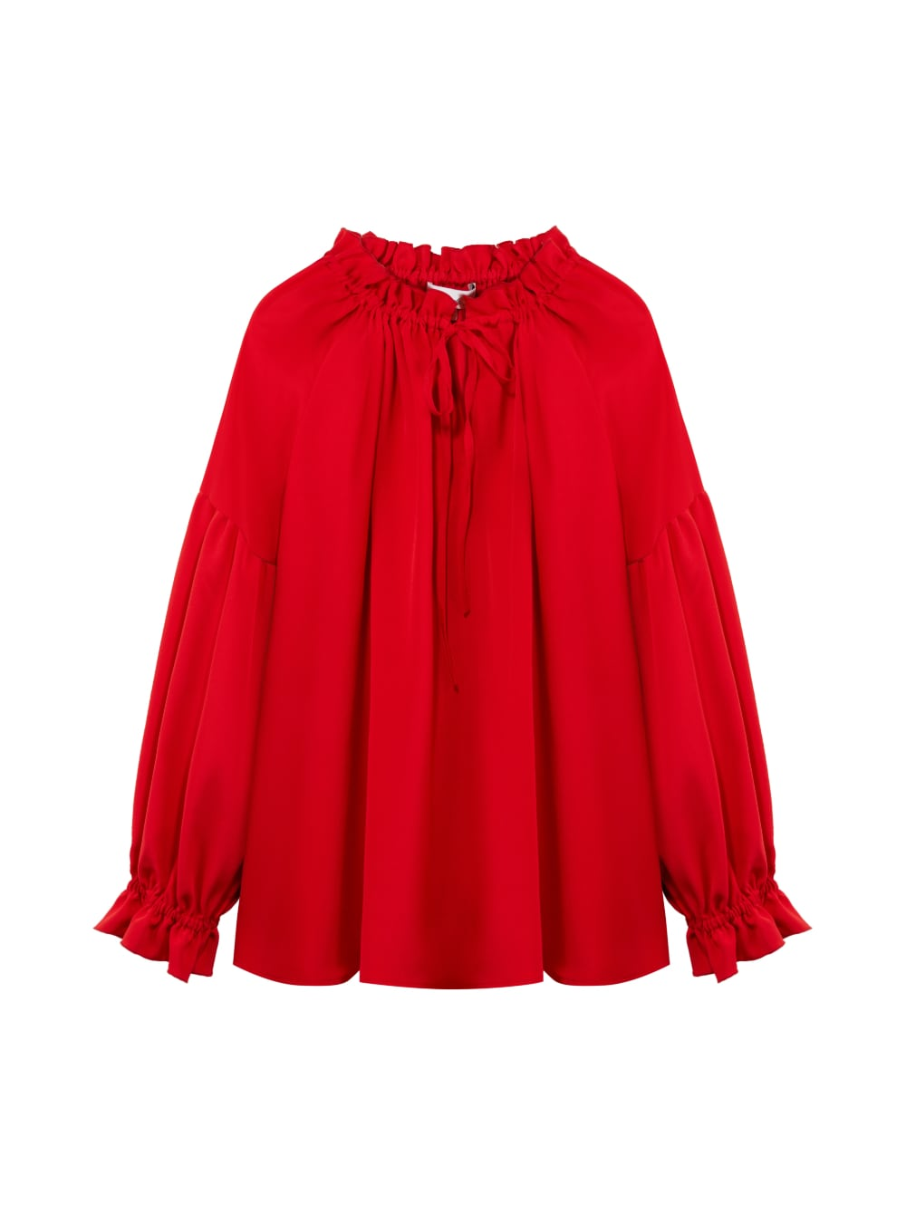 картинка MARSEILLE BLOUSE RED - Maltseva Style