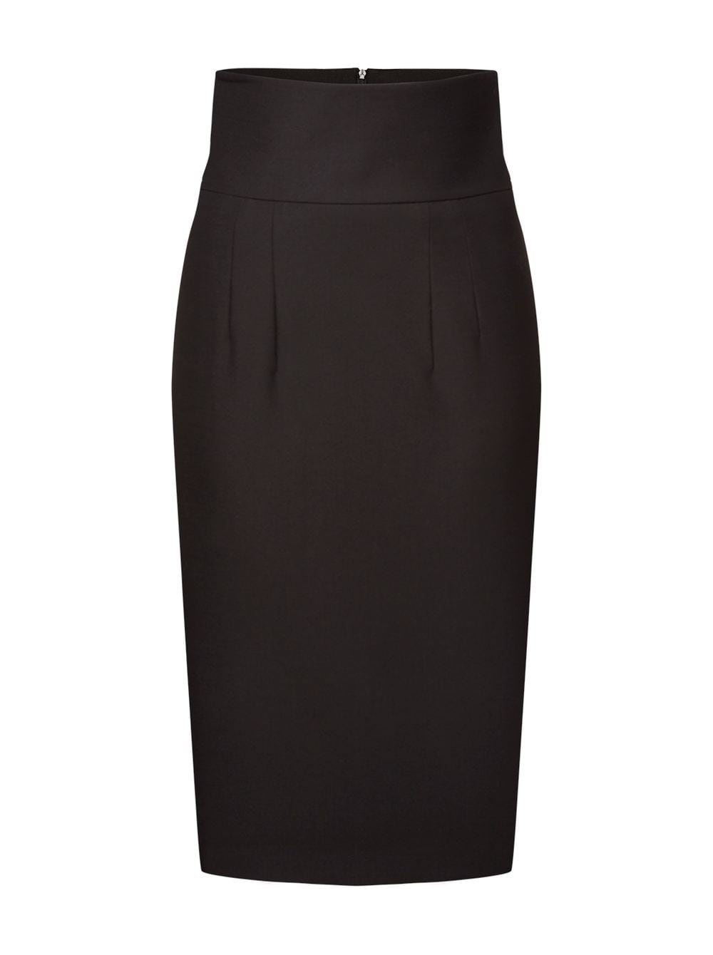картинка PENCIL SKIRT BLACK - Maltseva Style