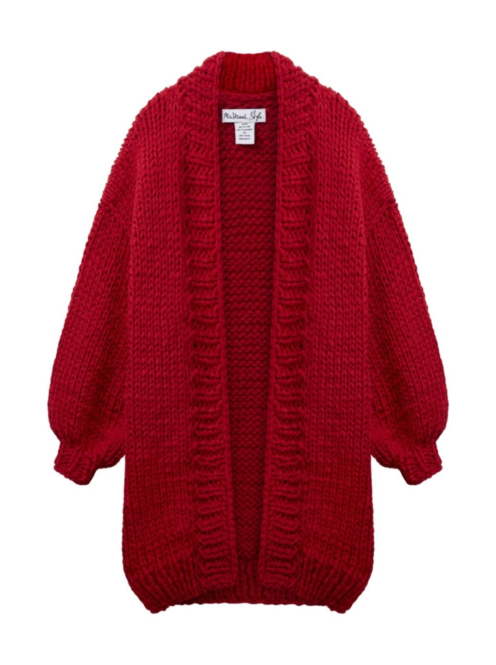 картинка The Cardi Red - Maltseva Style